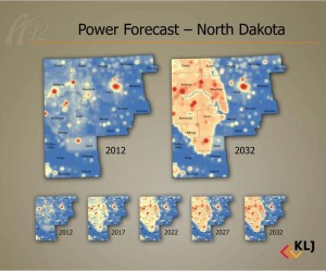 KLJ Power Forecast